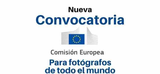 La Comisión Europea abre convocatoria para concurso de fotografía
