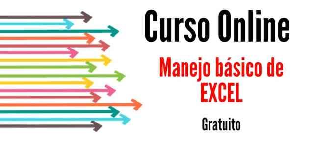 Curso online y gratuito sobre manejo básico de Excel
