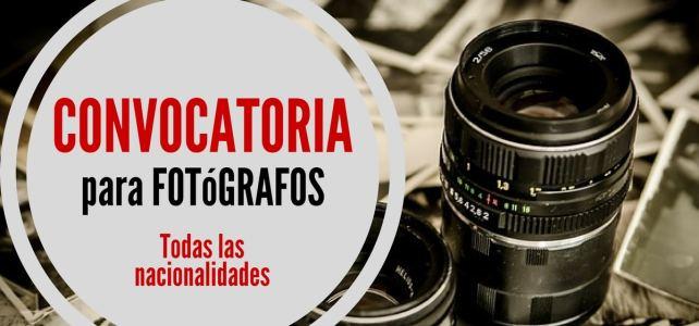 Convocatoria de fotografía Médicos del Mundo