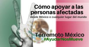 Mexico terremoto