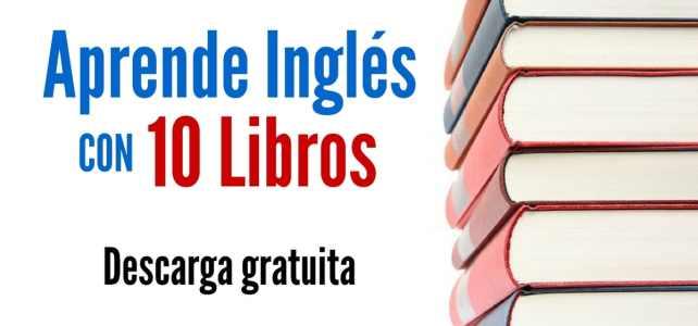 Aprende inglés con estos 10 libros gratuitos