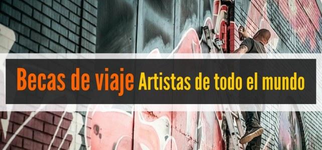 Becas para artistas que deseen viajar a Europa
