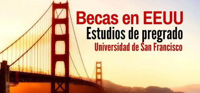 Becas para estudios de pregrado en San Francisco