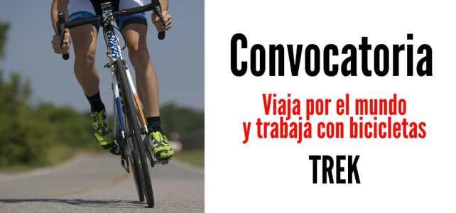 Convocatoria laboral con Trek Travel para viajar por el mundo en bicicleta
