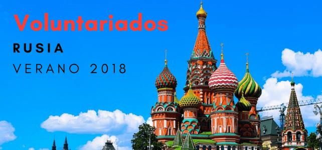 Voluntariados en Rusia diferentes áreas