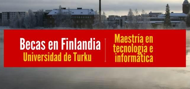 Becas para maestrías en tecnología e informática en Europa