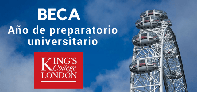Becas para diferentes cursos en Londres