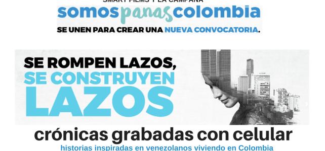Convocatoria Smart films y campaña SomosPanasColombia