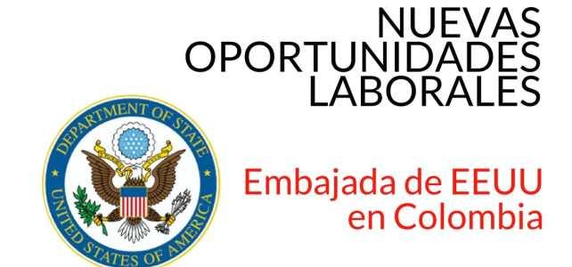 La Embajada de EEUU en Colombia busca Médico o Médica