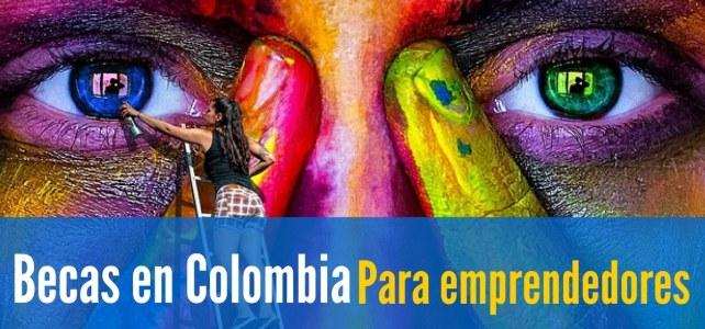 Becas en Colombia para emprendedores