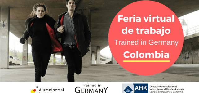 Feria de empleo virtual Alemania en Colombia