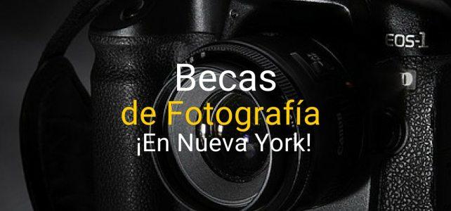 Becas de fotografía en Nueva York