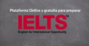 Plataforma Online para IELTS y opciones de simulacro gratuito