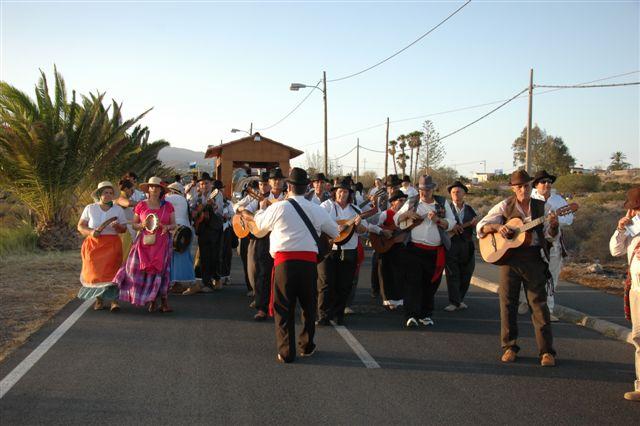 Fiestas de Juan Grande, romería