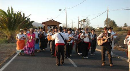 Yeray Rodríguez y La Descamisá protagonizaron las fiestas de Juan Grande