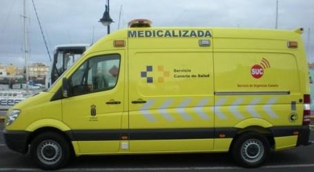 Fallece una mujer mientras practicaba submarinismo en Pasito Blanco
