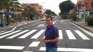 Marcos Rufo, portavoz del PP en el Ayuntamiento de Santa Lucía de Tirajana