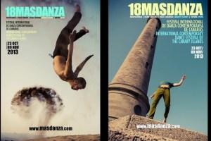Dos muestras candidatas a cartel de 18Masdanza