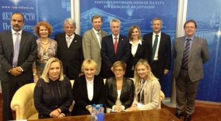 Las Cámaras buscan en Rusia oportunidades para el sector inmobiliario y el de la construcción
