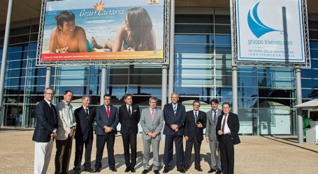 El XII Congreso del Grupo Triveneto reúne en Maspalomas a 720 empresarios