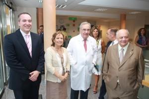 Hospital San Roque Maspalomas, presentación de la planta de biomasa hospitalaria