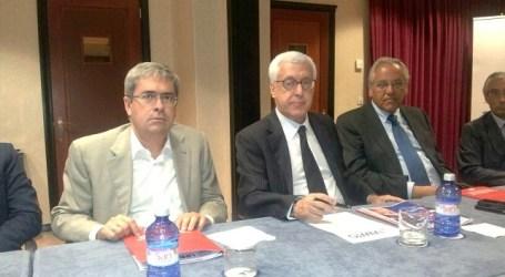La OMT presentó actividades e intercambió impresiones con sus afiliados canarios