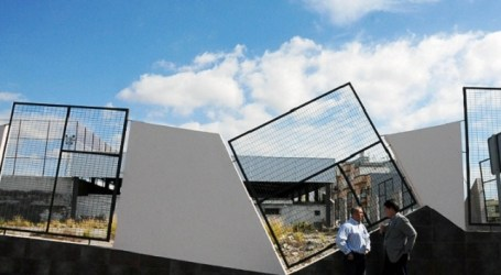 Casi 450.000 euros para terminar las obras de la Ciudad Deportiva de El Tablero
