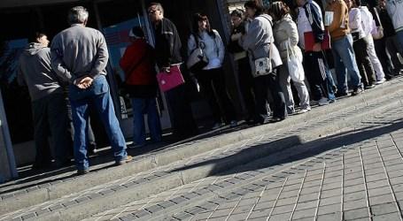 El paro registrado en Canarias aumenta un 0,08% durante el mes de octubre