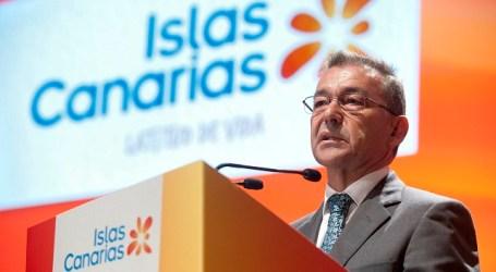 Rivero viaja a Londres para inaugurar el stand de Canarias en la World Travel Market