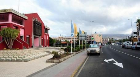 Las obras en Playa del Inglés obligan a cerrar al tráfico la Avenida de España
