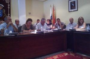 Grupo de gobierno del Ayuntamiento de Mogán