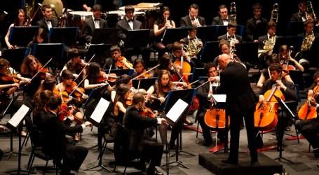 La JOGC y el Coro Juvenil de la OFGC celebran la navidad en ExpoMeloneras