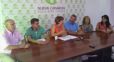 PP-AV pretende acabar con el servicio público de hamacas y sombrillas en Maspalomas