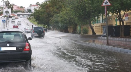 El Cabildo activa el Plan de Emergencias por lluvias en toda Gran Canaria