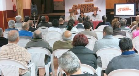 Más de 500 ciudadanos han participado en las asambleas de barrio de Santa Lucía