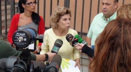 Nardy Barrios valora la oposición de Compromiso, la única en San Bartolomé de Tirajana