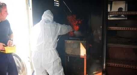 Trabajadores municipales de Maspalomas reciben formación en seguridad contra incendios