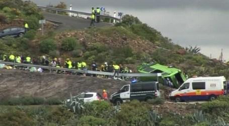 Un muerto y heridos de diversa consideración en el accidente de tráfico de Cazadores