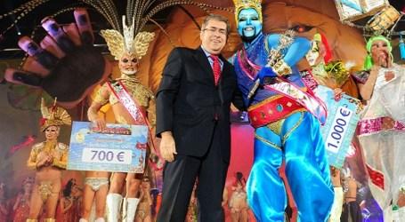 "Drag On, elegido ""Reinona"" del Carnaval Internacional de Maspalomas 2014"