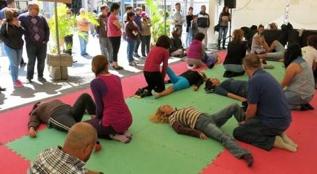 Las Terapias Alternativas concentran en Santa Lucía a profesionales y usuarios