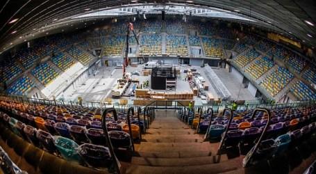 """Mariano Rajoy inaugura el Palacio Multiusos """"Gran Canaria Arena"""""""