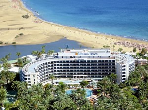 Seaside Palm Beach, en Maspalomas