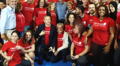 San Bartolomé de Tirajana acoge el primer City Group del Partido Socialista Europeo