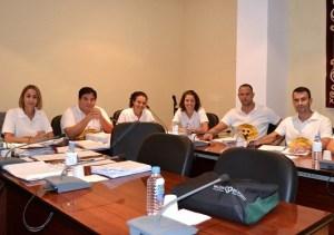 Concejales de Ciuca Mogán