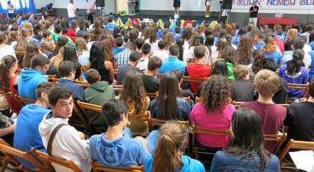 El proyecto CLIL para fomentar el inglés en Secundaria reúne en Santa Lucía a 500 alumnos