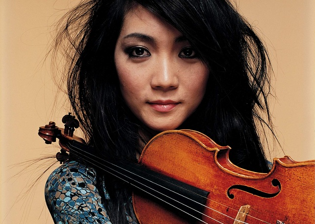 Akiko Suwanai, violinista