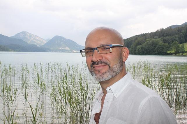 Pedro Rodríguez, profesor del IES Amurga