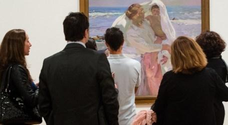 La exposición de Sorolla se convierte en la muestra más visitada de la historia del CAAM