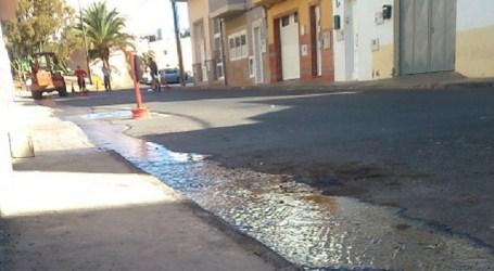 El PSOE de Santa Lucía pide explicaciones por los dos cortes de agua en Doctoral