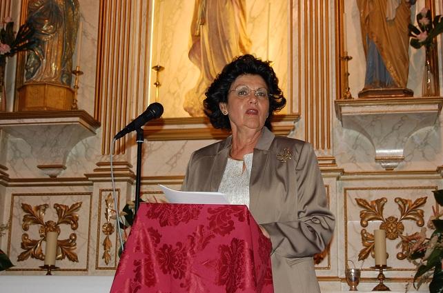 Encarna Domínguez, pregonera de las Fiestas de San Antonio el Chico 2014